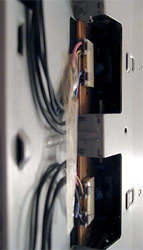 Câbles de rétroéclairage