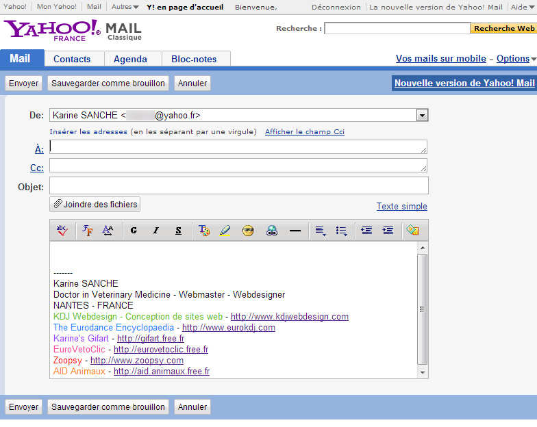 Yahoo Mail Classic Logo Yahoo Mail Classic Nouveau Mail
