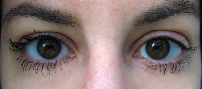 Comparatif avec mascara double extension lOreal