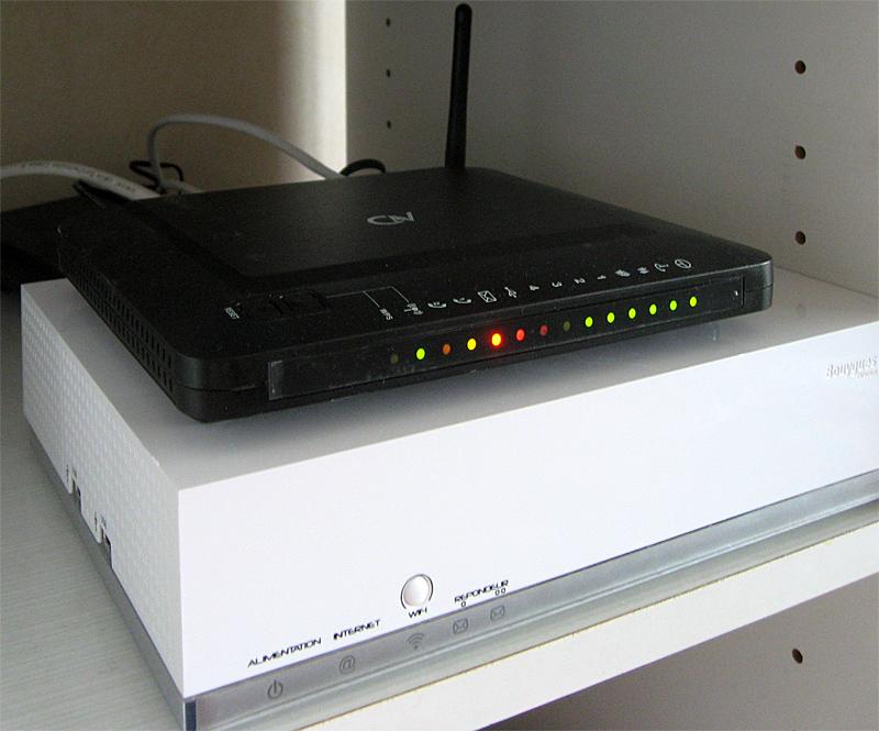 Modem routeur offre iStart