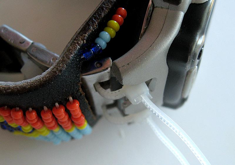 Réparation d'un bracelet Timex Datalink USB