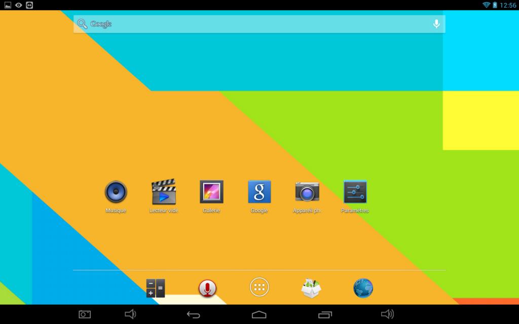tablette-cube-u30gt2-accueil