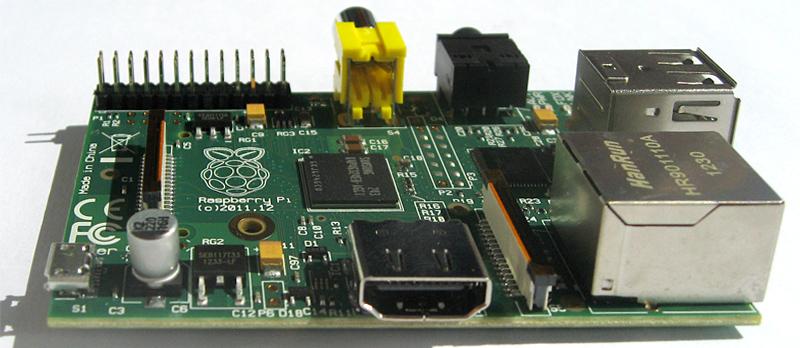 Raspberry pi connecteur hdmi