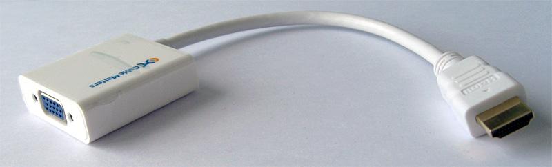 cable adaptateur hdmi vga
