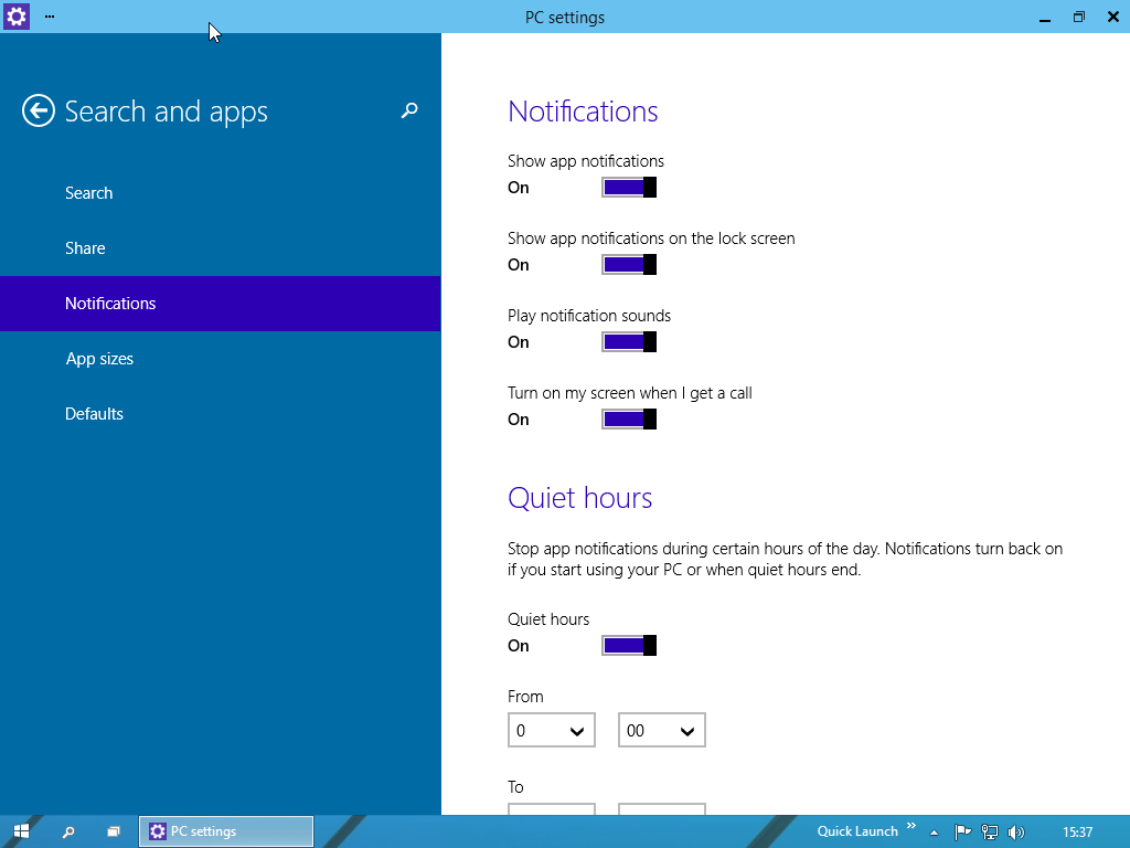 decouverte-windows-10-pc-settings-search-and-apps-notifications