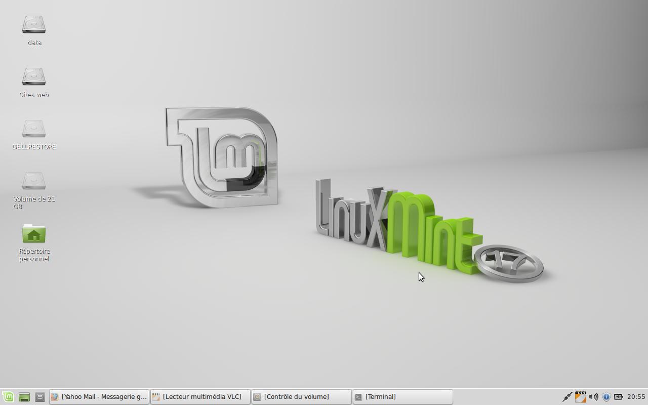 linux-mint-bureau