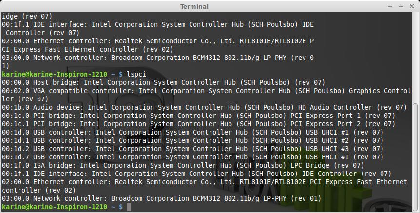 linux-mint-liste-peripheriques-lspci