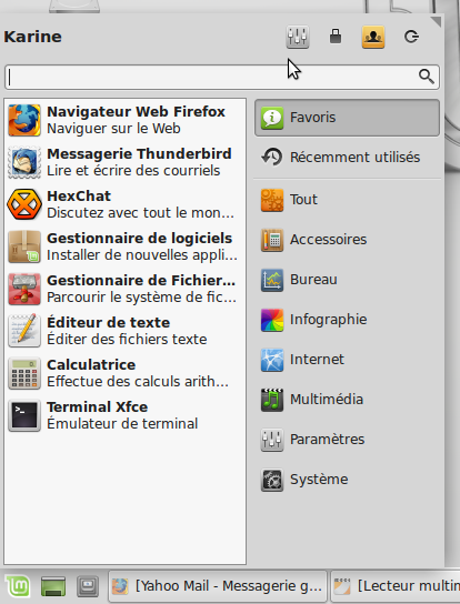 linux-mint-menu-demarrer