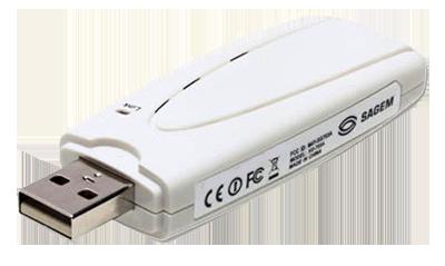 dongle clé wifi sagem XG760N