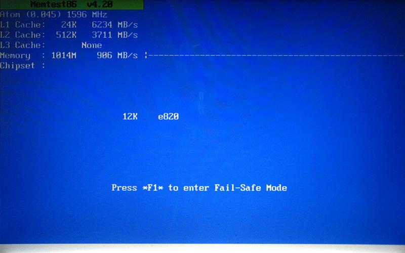 linux mint memtest