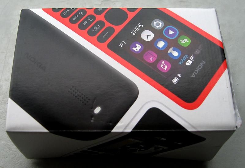 boite du Nokia 130