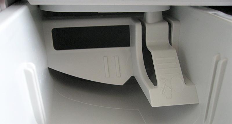 poussoir extraction tiroir lessive proline fp-127