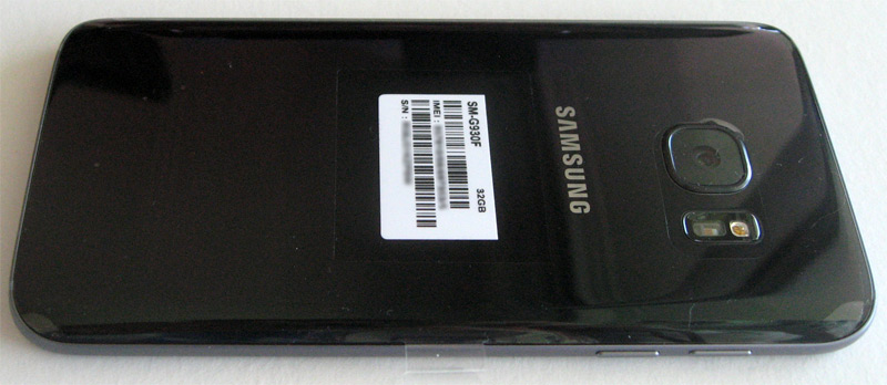Dos su Samsung Galaxy S7