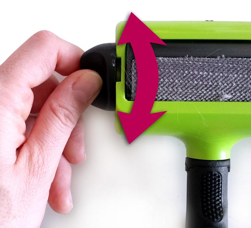 Nettoyage de la brosse FUR Sweeper