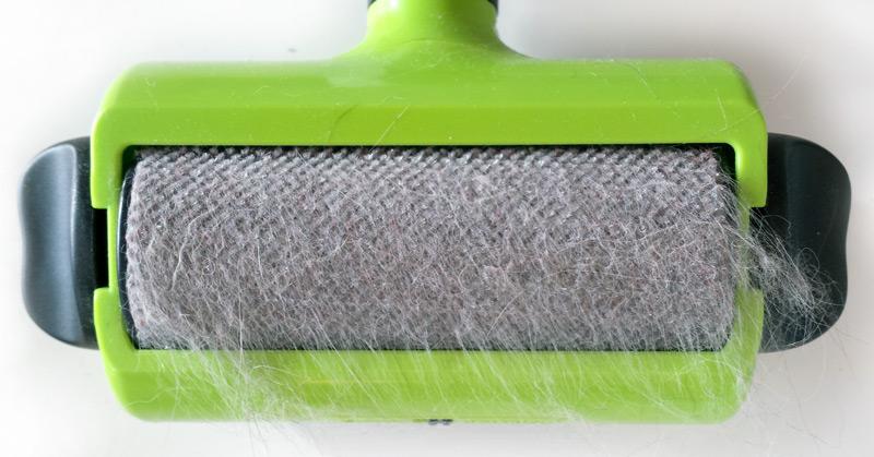 Poils du canapé sur FUR Sweeper