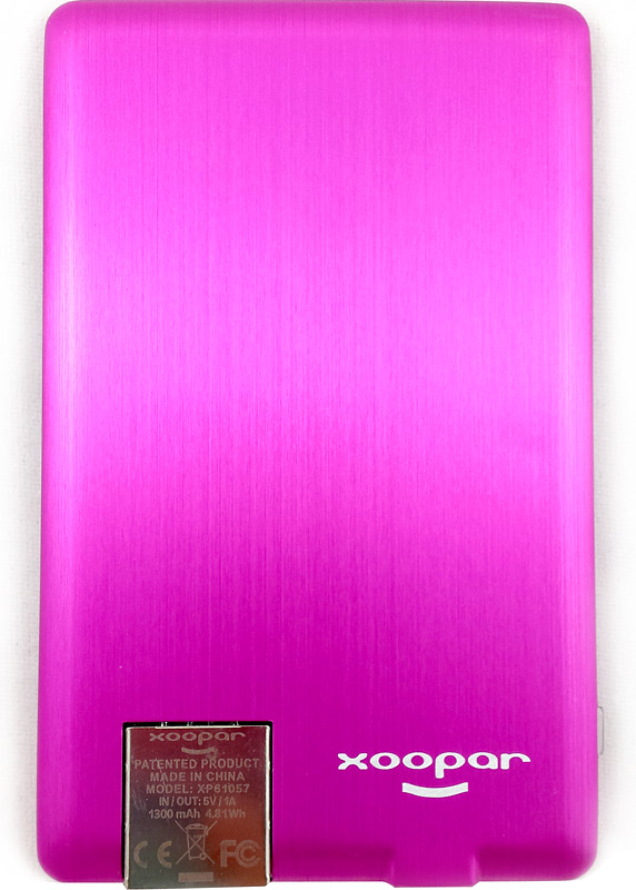 Batterie Xoopar Powercard