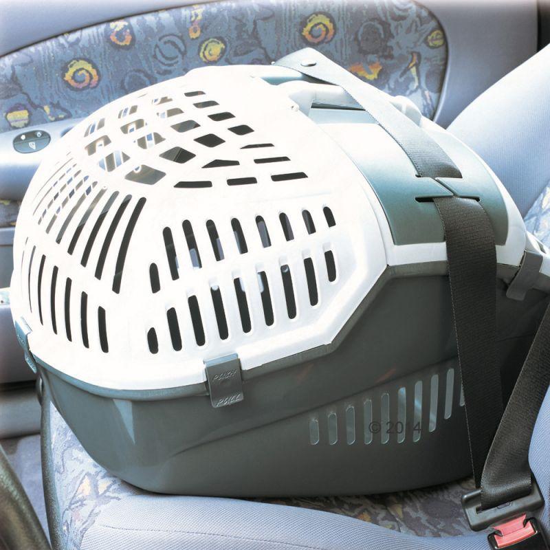Passage de la ceinture de sécurité