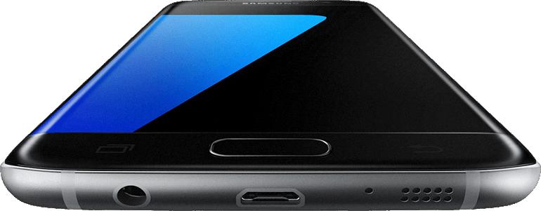 Port jack sur un Samsung Galaxy S7