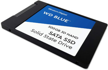 Disque dur SSD WD Blue