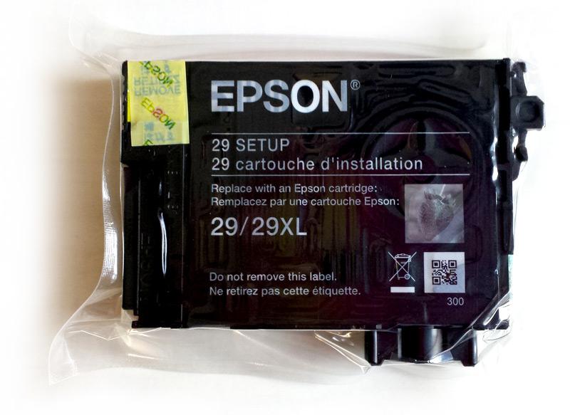 Cartouche d'installation pour Epson XP-452