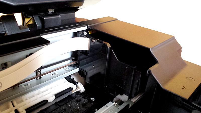 Intérieur imprimante Epson XP-452