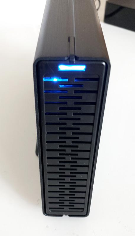Diode du boîtier disque dur externe