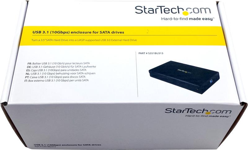 Boîte Startech.com