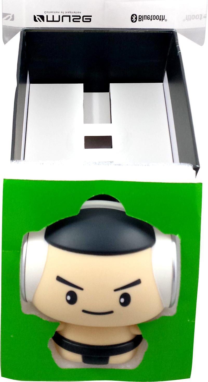 Ouverture de la boîte de l'enceinte portable bluetooth M-315 Sumo