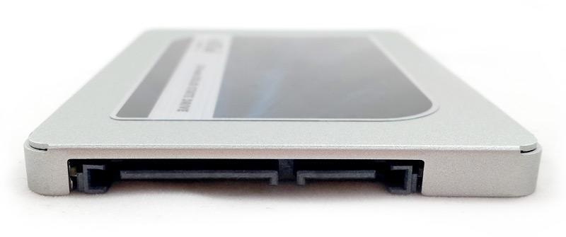 Connecteurs du disque dur