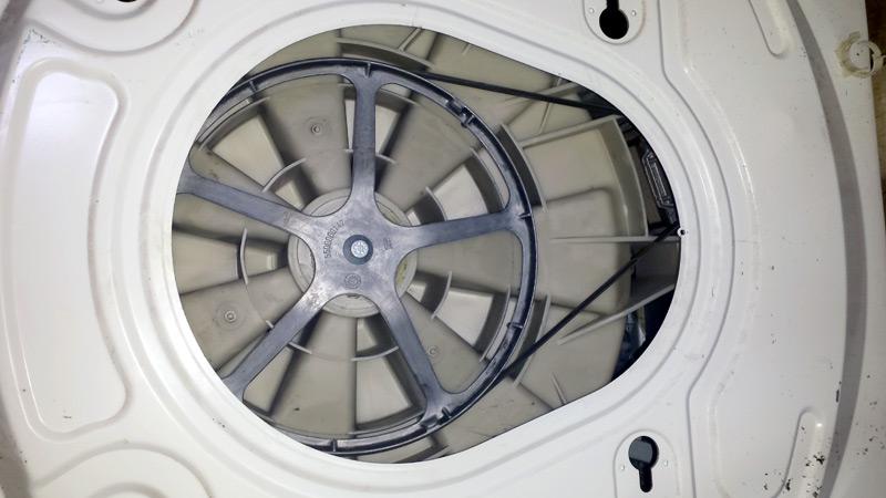 Courroie de la machine à laver