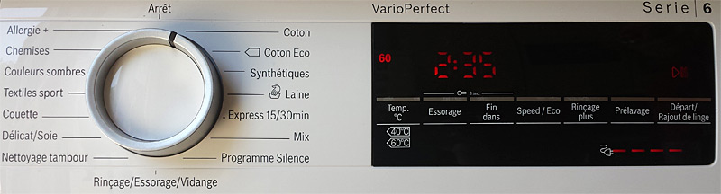 Programme coton
