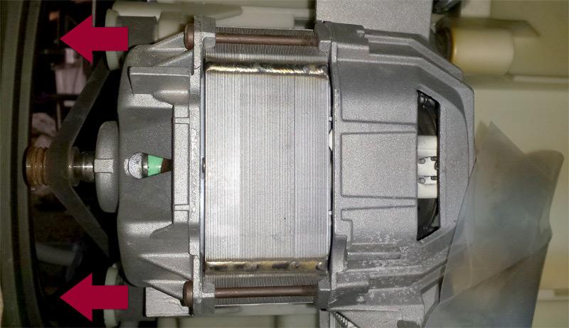 Sens extraction moteur machine