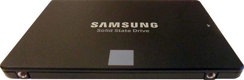 Disque dur SSD Samsung 860 evo
