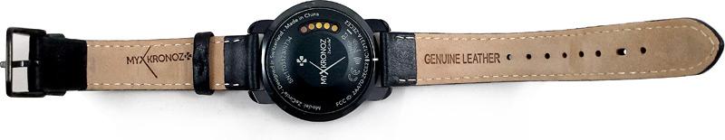 Dos de la montre