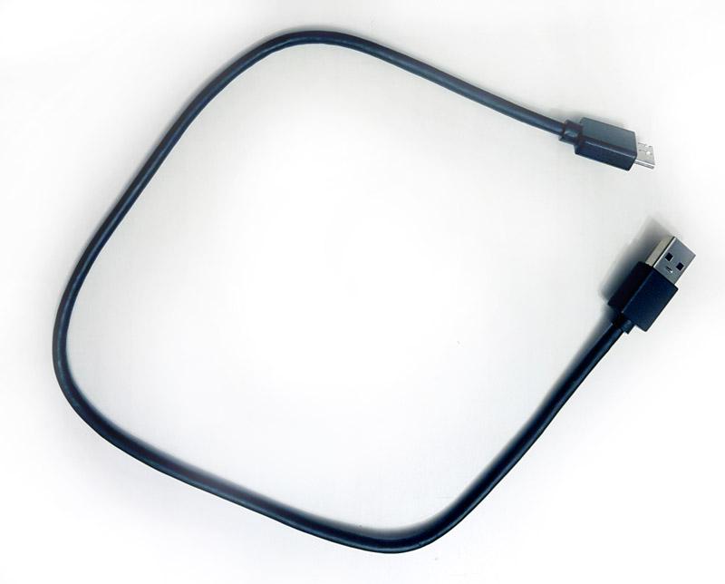 Câble du boîtier