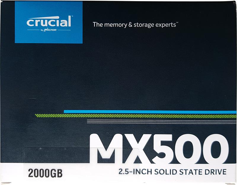Boîte du disque dur