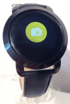 Icône déclencheur de l'appareil photo