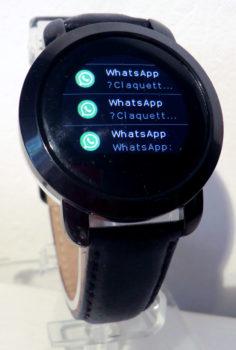 Notifications Whatsapp