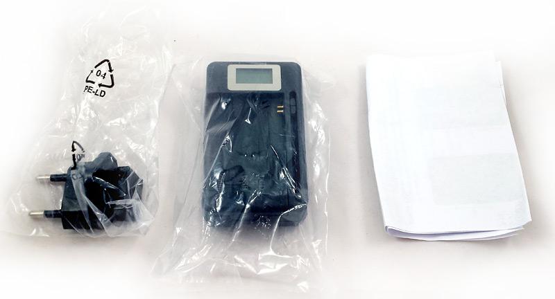 Chargeur de batterie externe Movvtek et accessoires