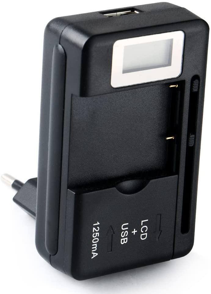 Chargeur de batterie externe Movvtek