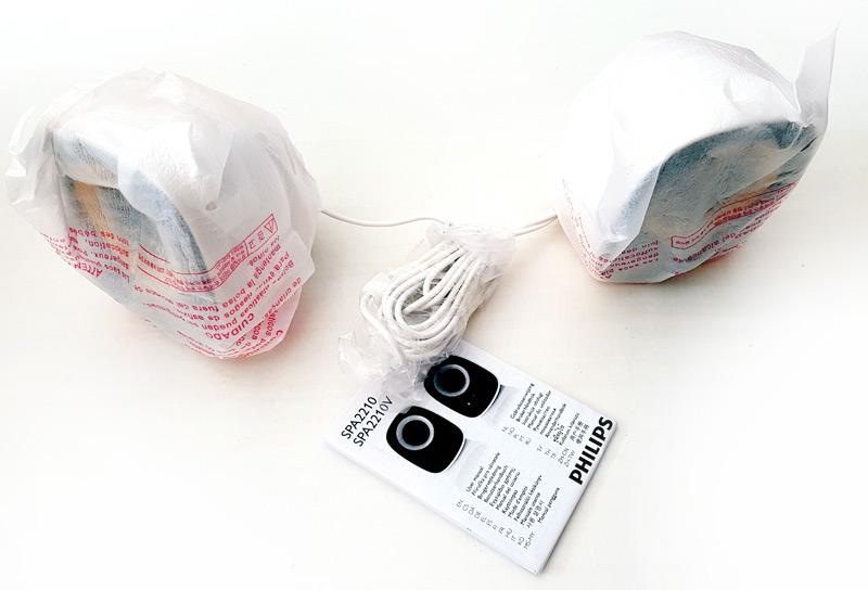 Enceitnes emballées et leur notice