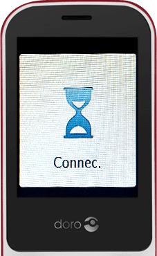 Connexion en cours