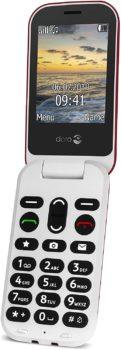 Téléphone Doro 6060 clapet ouvert